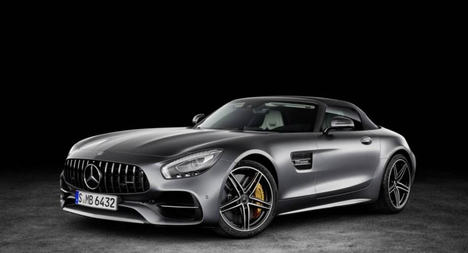 Mercedes-AMG-GT-C
