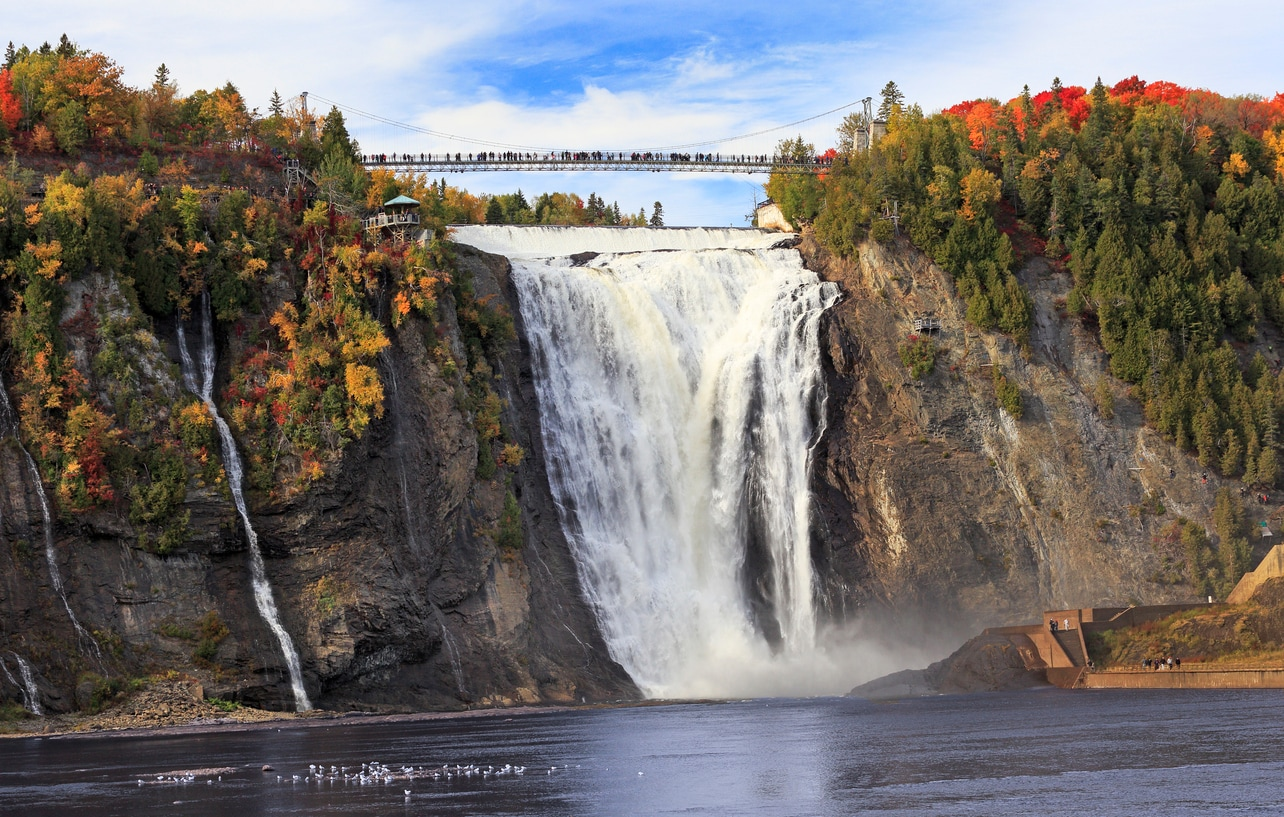 cascate-Montmorency-canada