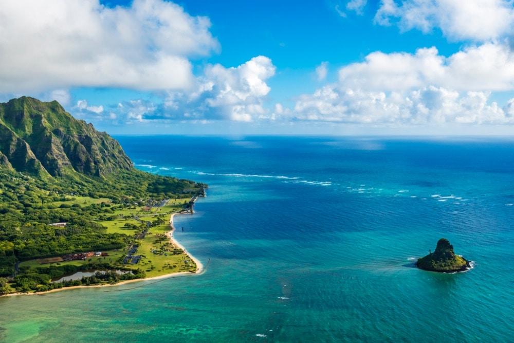 3 Hawaii - Kaneohe Bay