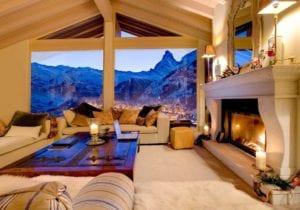 I 10 migliori chalet e resort per lo sci