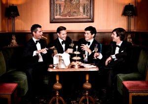 Badrutt's Palace: sigari & cocktail à la carte