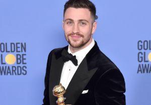 Golden Globes 2017: barba e baffi per l'uomo