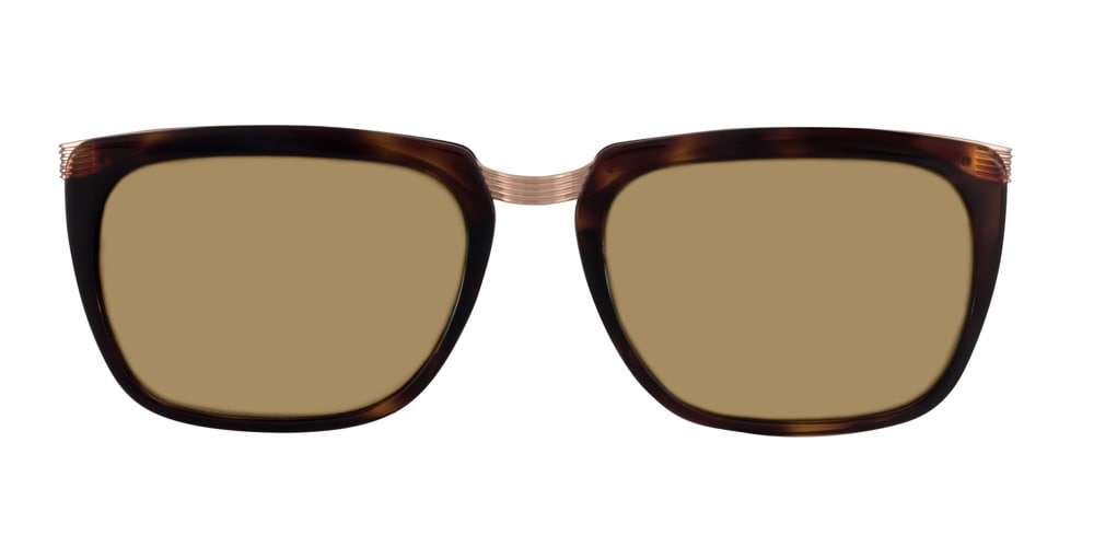 KLUG_BROWN_BURNT TORTOISE GOLD_FRONT-WO_moscot