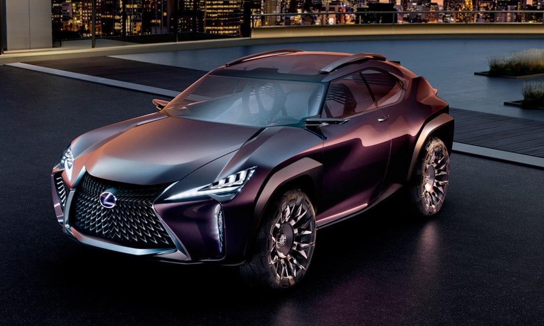 Lexus-UX-Concept