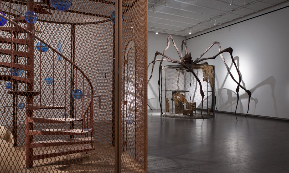 Louise-Bourgeois-Structures-of-Existence-The-Cells-Louisiana-Museum-of-Modern-Art