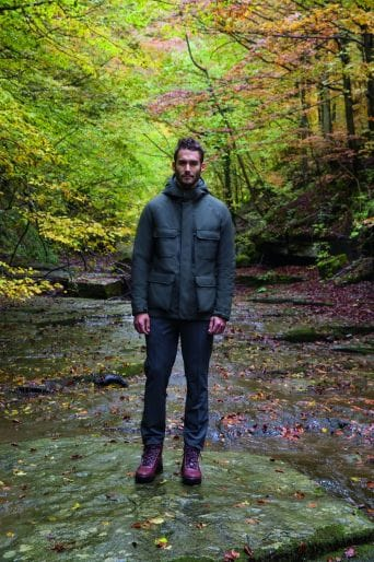 WOOLRICH FALL17 STRETCH MOUNTAIN JACKET