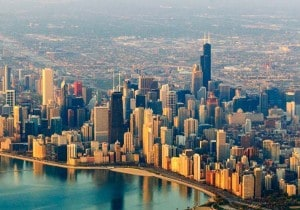 Chicago per businessmen e amanti delle auto