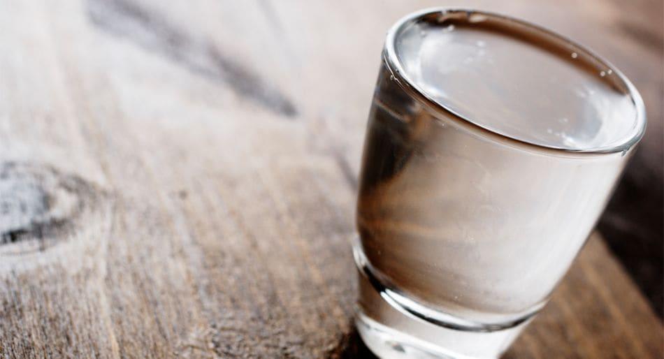 Vodka pura trend