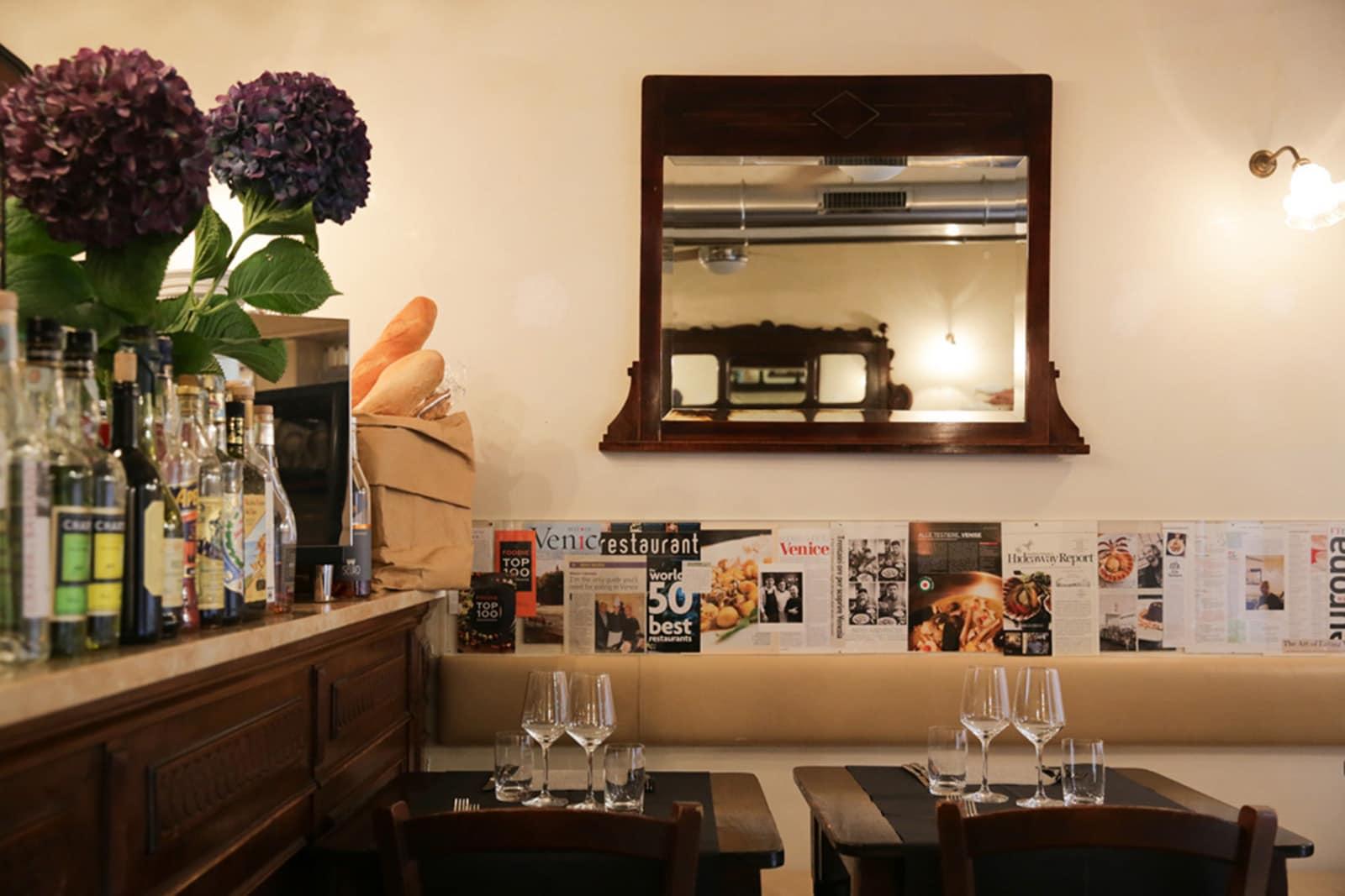 venezia, ristorante, Alle Testiere