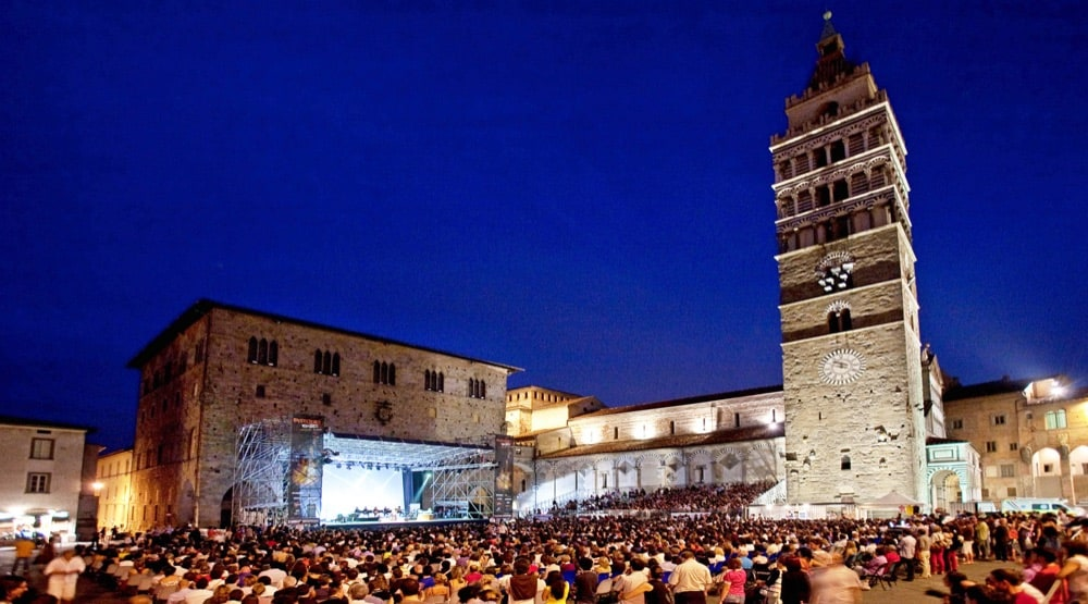 5 Festival blues in piazza duomo