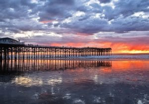San Diego: il quartiere alla moda di Pacific Beach