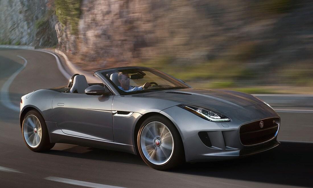 Jaguar-F-Type-Convertible