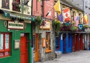 Galway e Cork perle d'Irlanda