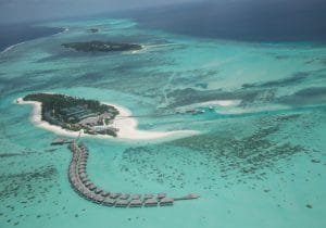 Alle Maldive, il primo design resort made in Italy