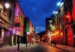 Dublino: moderna e amata dai giovani