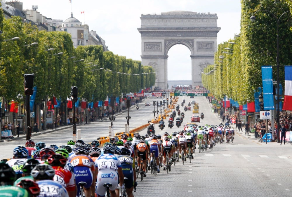 8 Parigi Tour de France