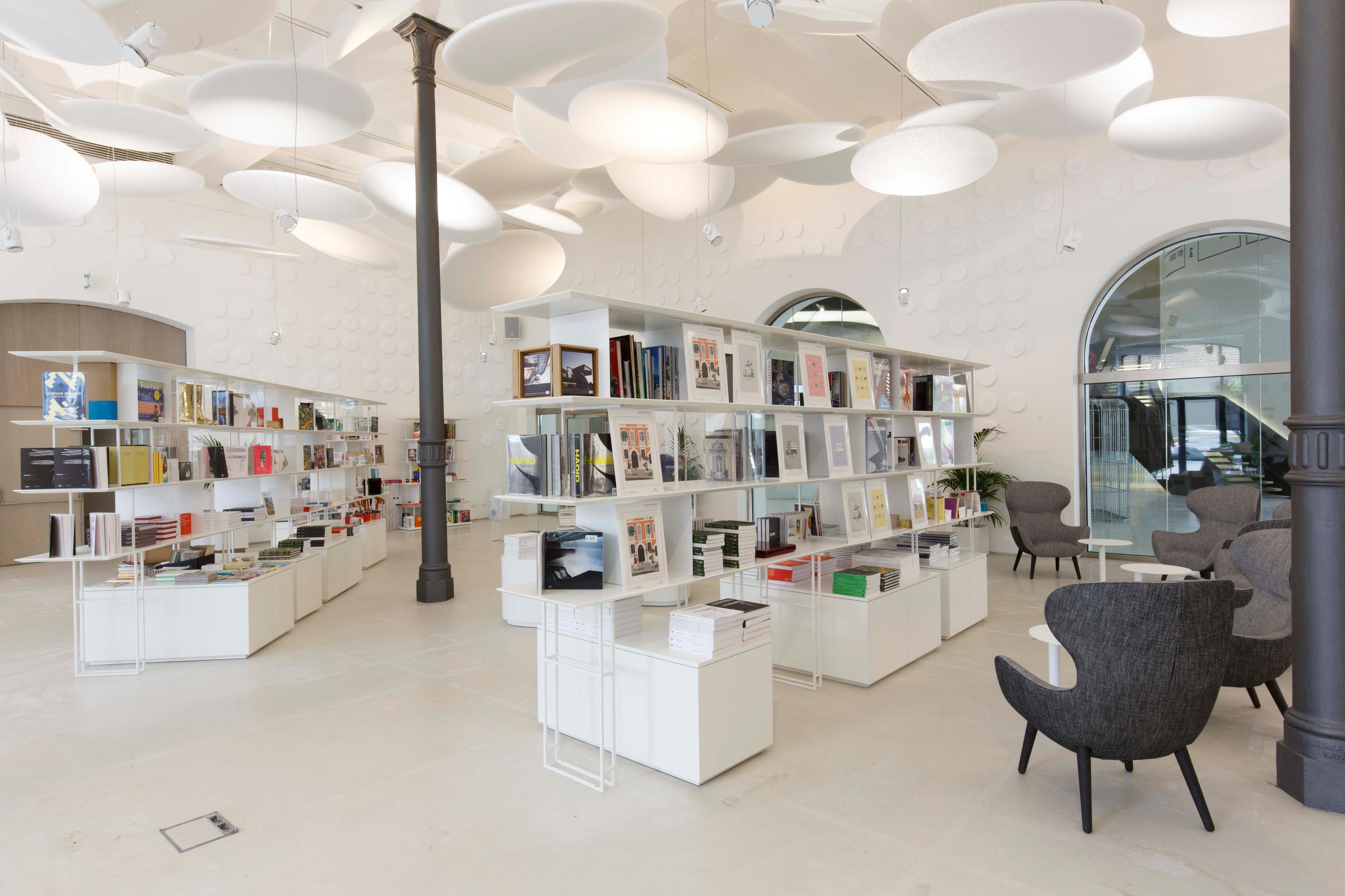 Typo, caffetteria, MAXXI, Roma