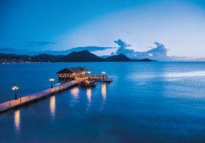 A Santa Lucia, isola-paradiso nelle Piccole Antille