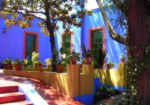 Città del Messico di Frida Kahlo