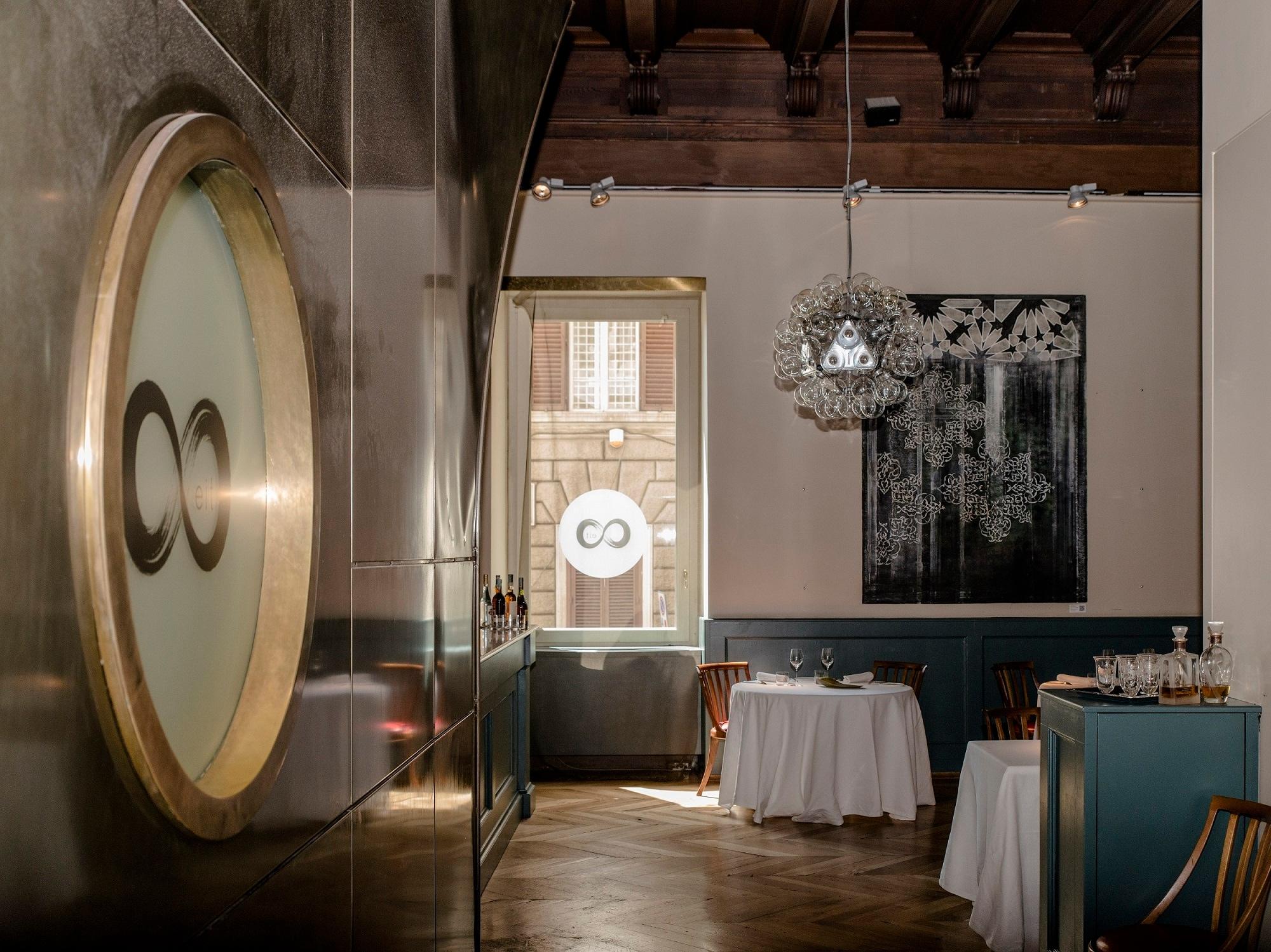 Eit, Roma, ristorante