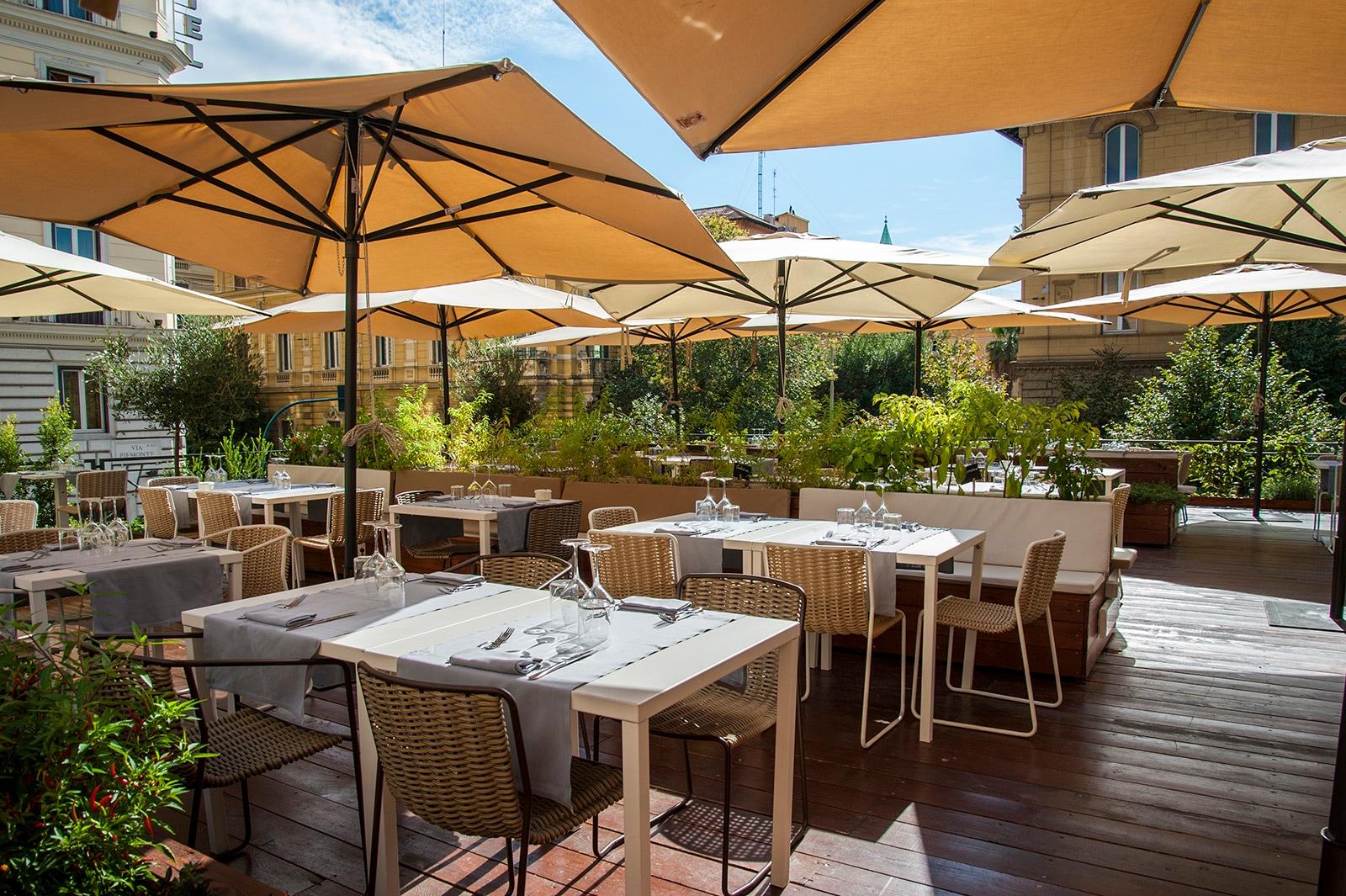 Fiore, Roma, ristorante