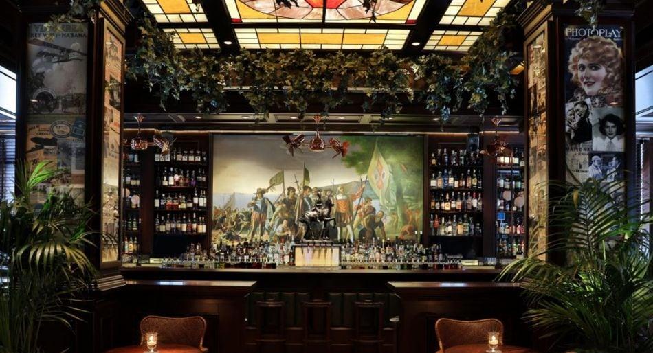 cockitail bar new york