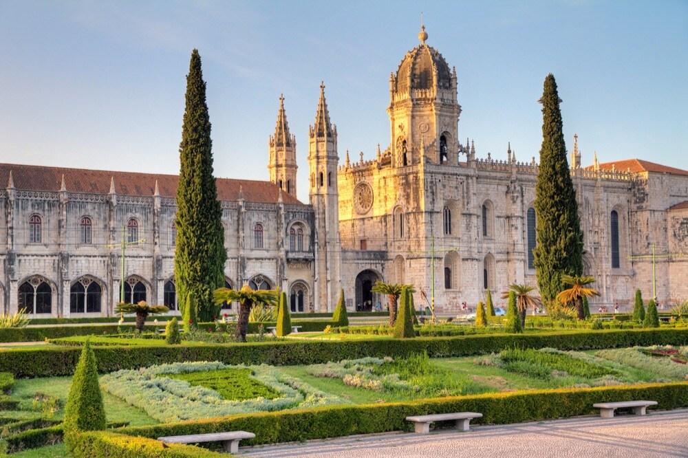 2 Jeronimos Monastero Lisbona