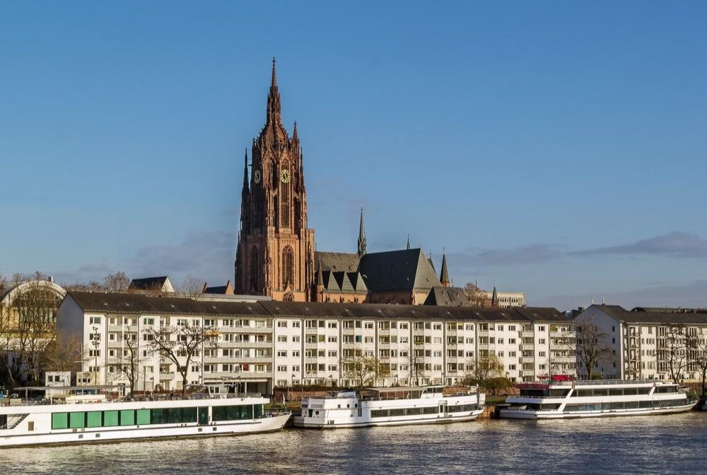 5 Duomo di Francoforte