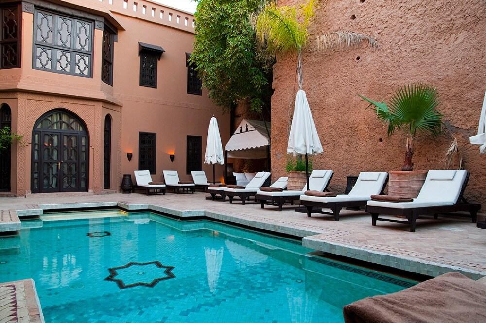 5 Les Bains des Marrakech