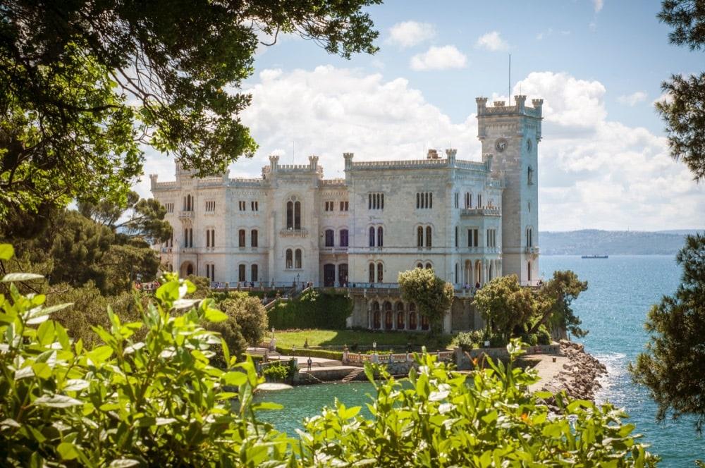 7 Castello di Miramare