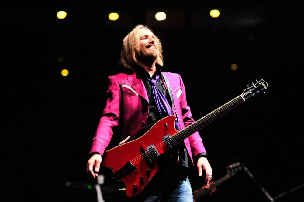 om Petty And The Heartbreakers Perform At The Viejas Arena
