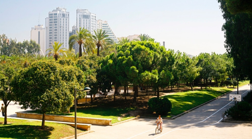 4 Giardini del Turia