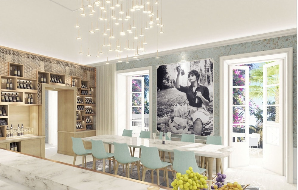 6 Palazzo Gourmet Lounge Wine Bar