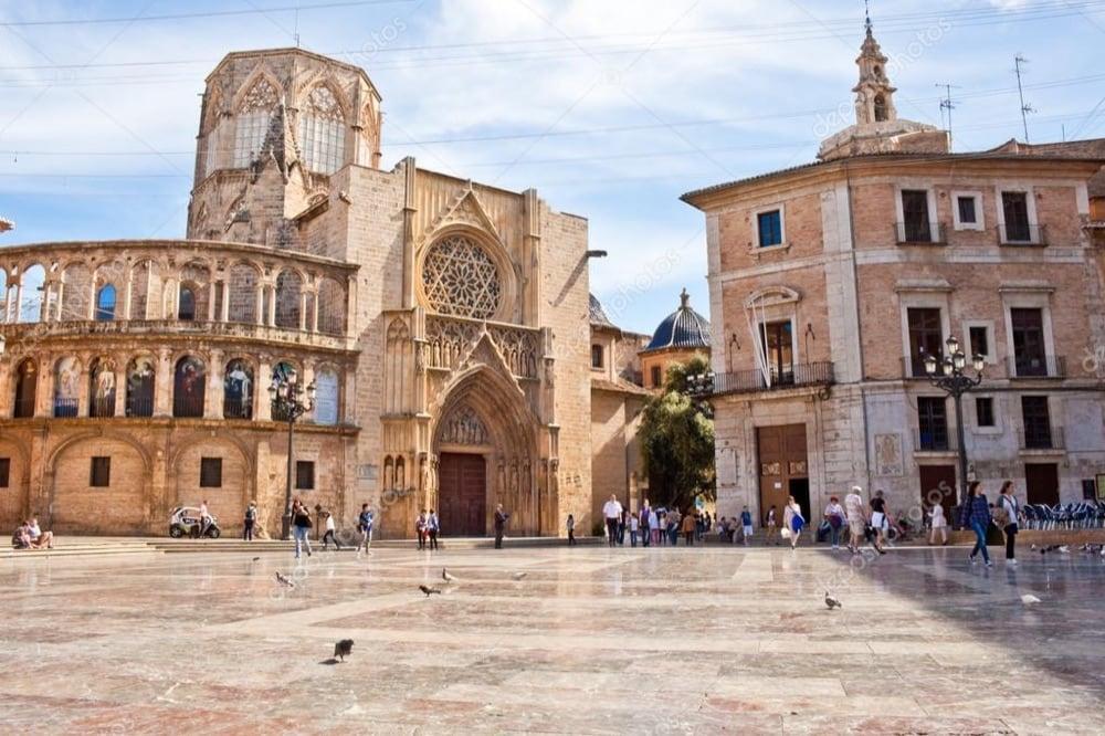 8 Cattedrale di Valencia
