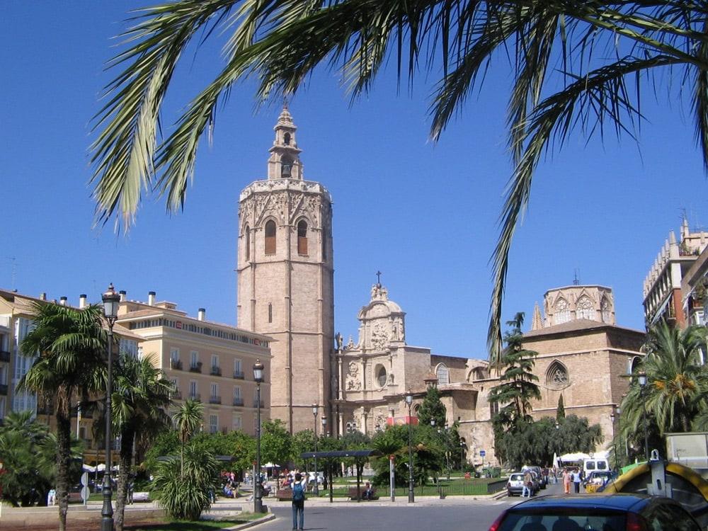 9 torre del Miguelete