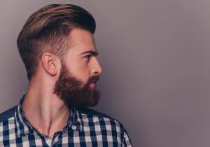 Barba sotto il collo: quattro consigli per tagliarla