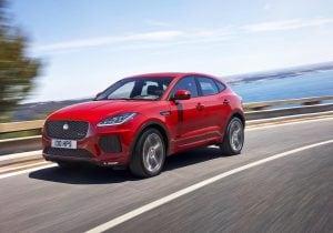 Nuova E-PACE, il Suv compatto secondo Jaguar