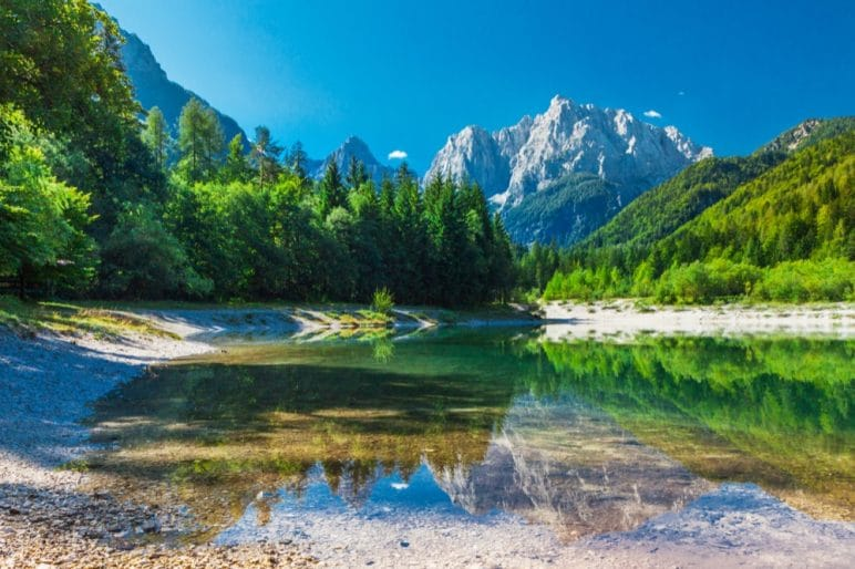 1 Valle nel Parco Nazionale di Triglav
