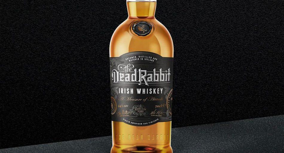 dead rabbit iris whiskey