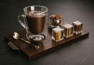 Una pausa al gusto caffè, cioccolata e spezie