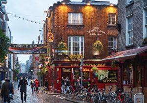Irlanda: a Dublino per il St Patrick's Day