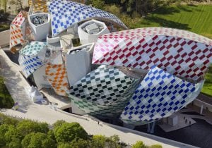 Tour tra le opere di Frank Gehry