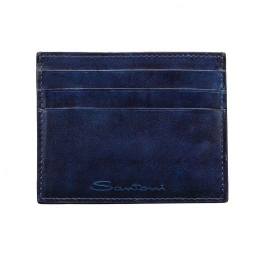 Santoni IWC_credit card_blue