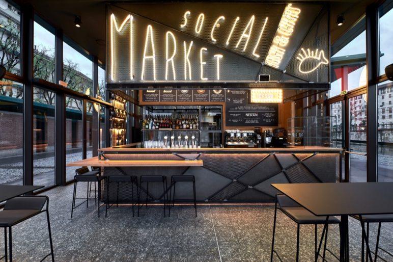 Social Market per AP Design