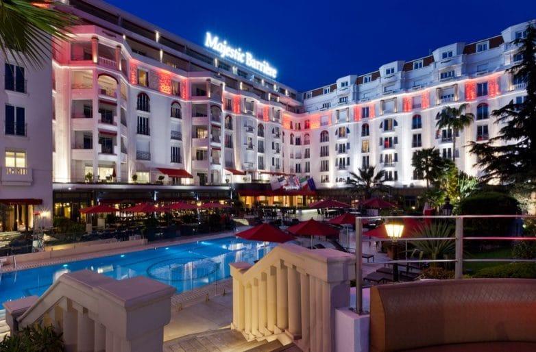 6 Hotel Barrière Le Majestic Cannes