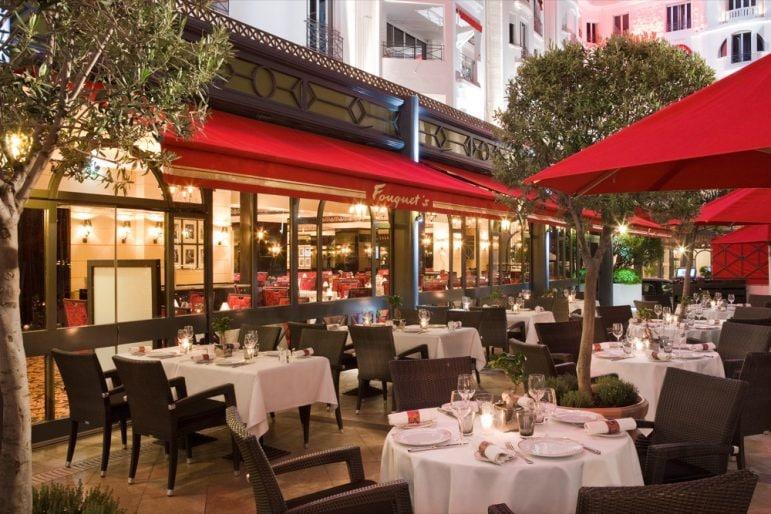 7 Restaurant Fouquet's