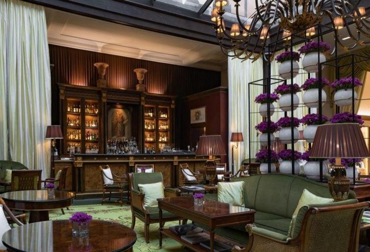 Atrium Bar - Four Seasons Hotel