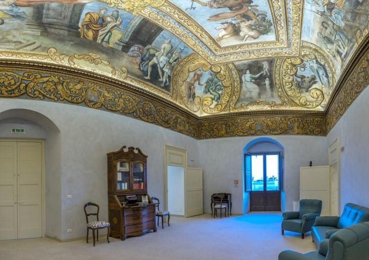 Sala Giudizio New Panorama