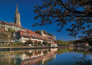 A Berna, tra vette altissime e laghi blu