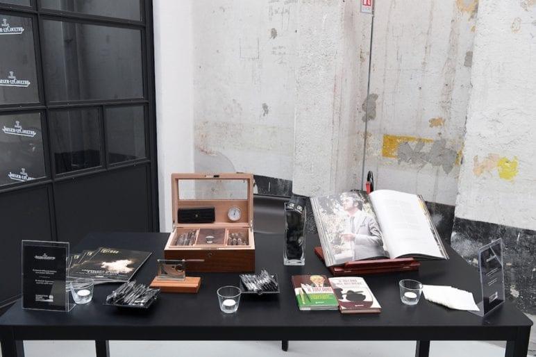 Jaeger LeCoultre Presents The Polaris Collection